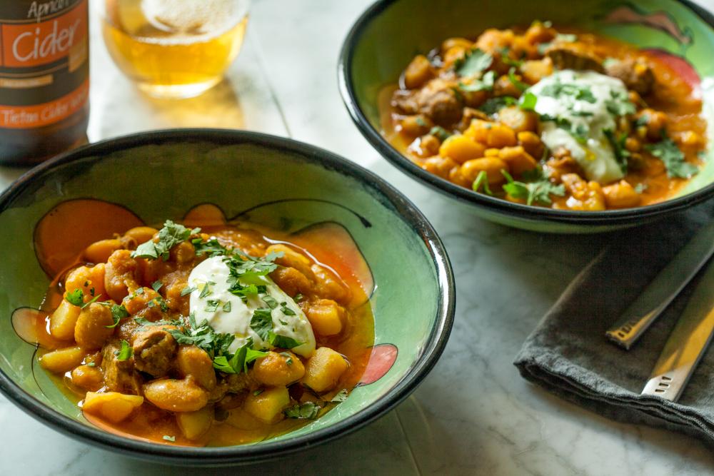 Cannellini Bean & Lamb Soup