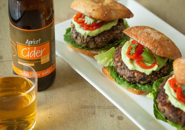 Cider food pairings
