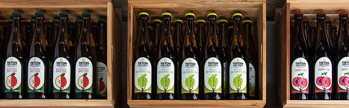 Bottles-crates